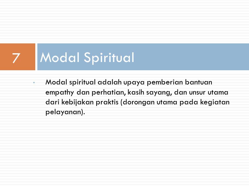 7 Modal Spiritual.