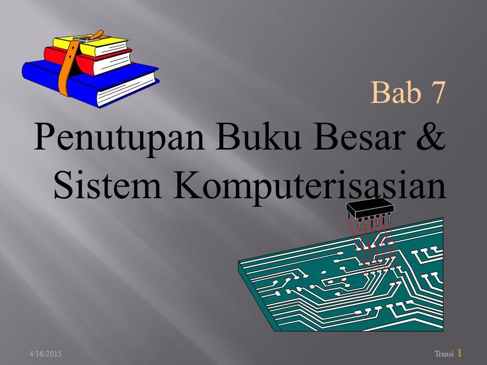Sistem Komputerisasian