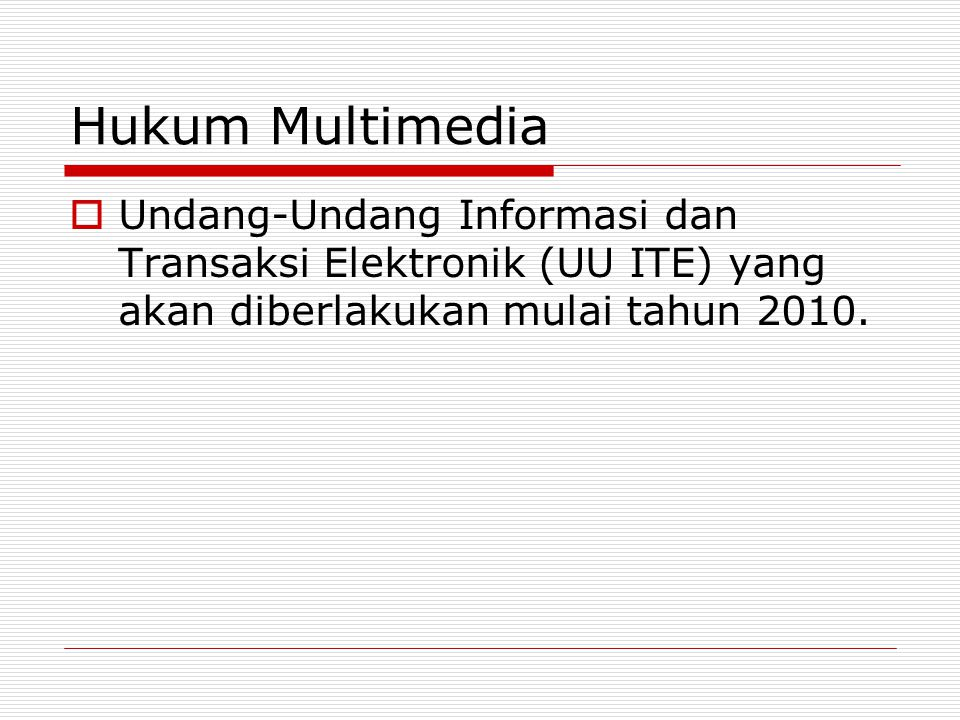 Pengantar Multimedia Nurochman Ppt Download