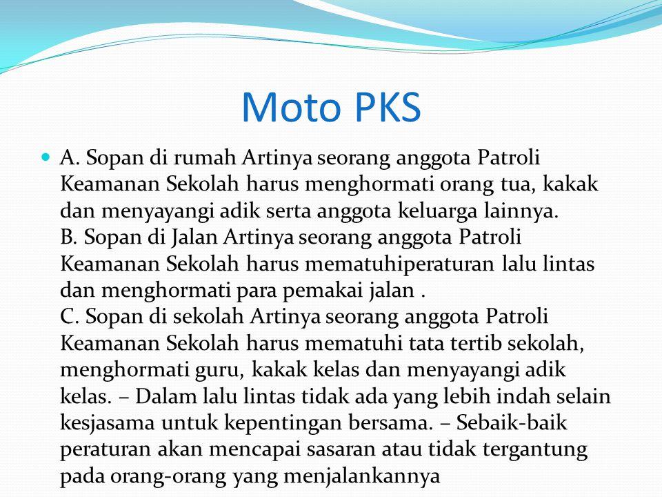 Moto PKS