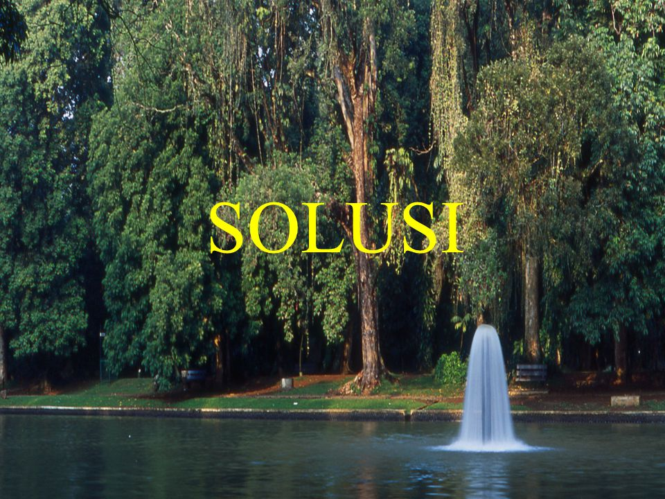 SOLUSI
