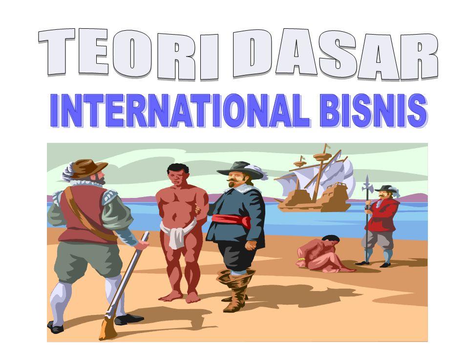 TEORI DASAR INTERNATIONAL BISNIS
