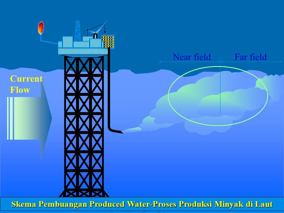 Skema Pembuangan Produced Water-Proses Produksi Minyak di Laut