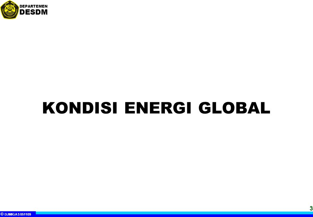 KONDISI ENERGI GLOBAL 3 3 3