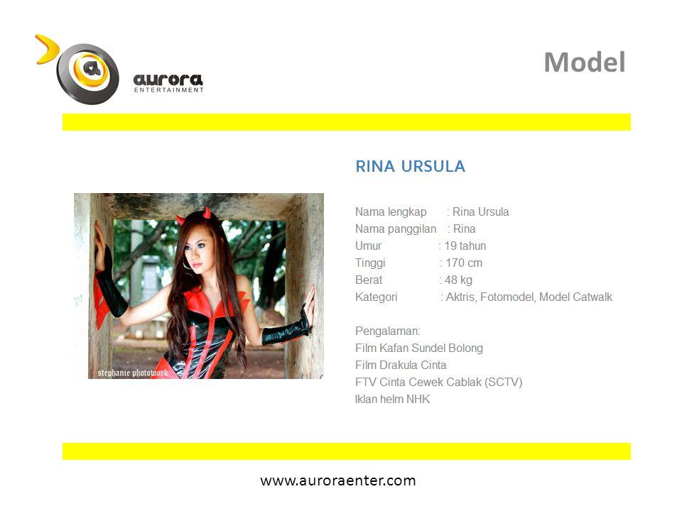 Model www.auroraenter.com