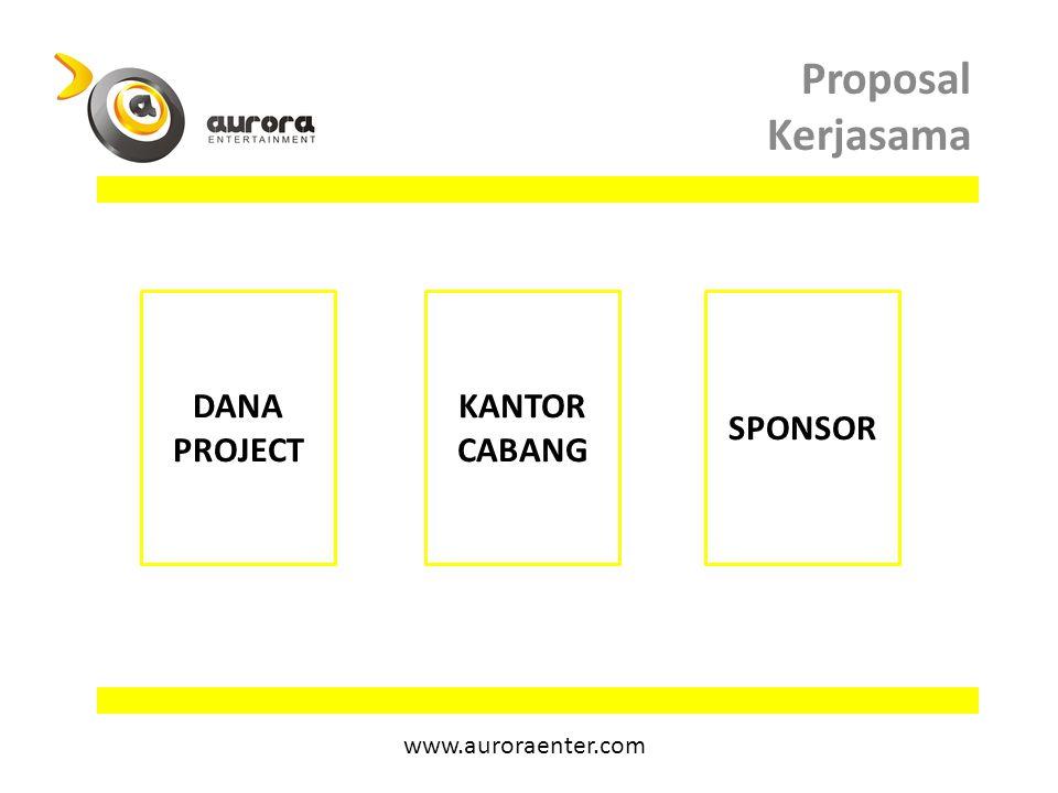 Proposal Kerjasama Dana project Kantor cabang sponsor