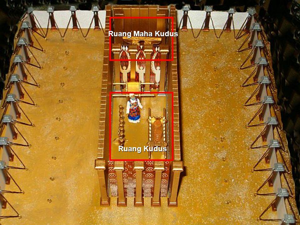 Ruang Maha Kudus Ruang Kudus