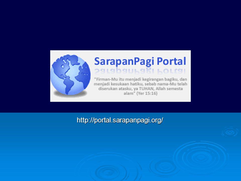 http://portal.sarapanpagi.org/ 39