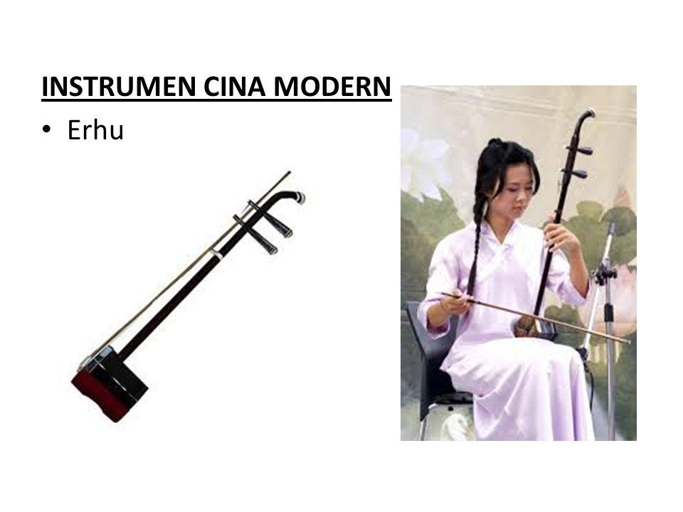 INSTRUMEN CINA MODERN Erhu