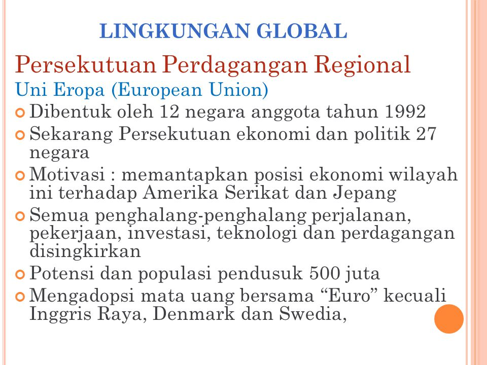 Persekutuan Perdagangan Regional