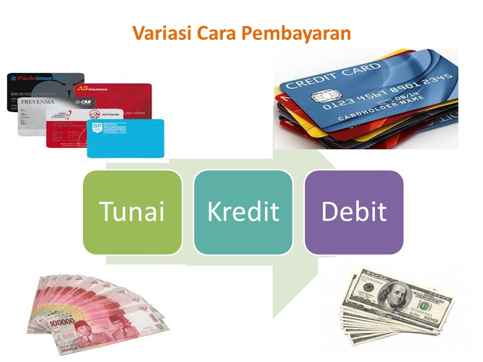 Variasi Cara Pembayaran