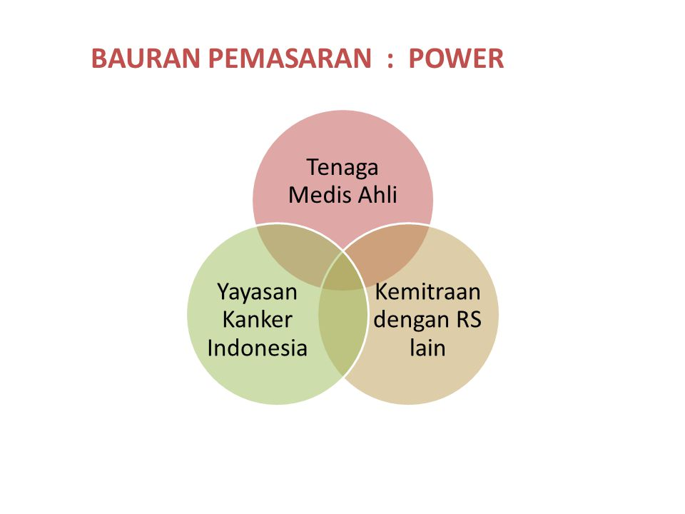 BAURAN PEMASARAN : POWER