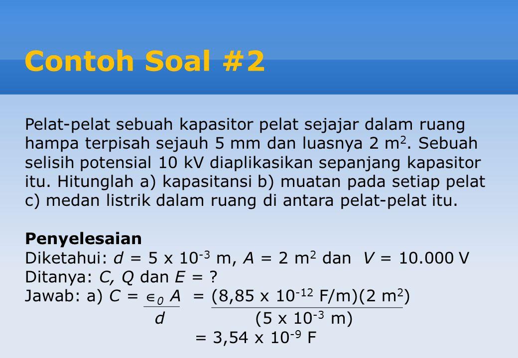 Contoh Soal #2