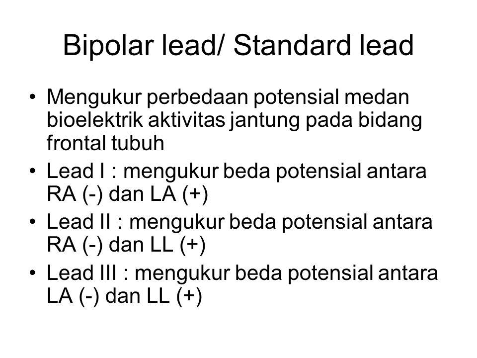 Bipolar lead/ Standard lead