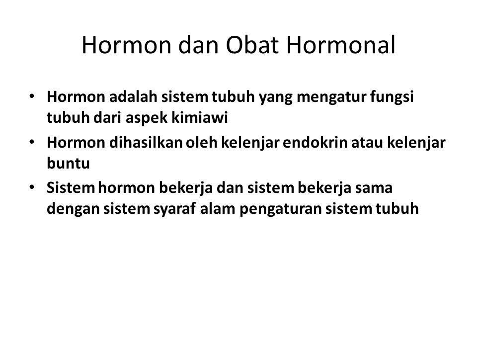 Hormon dan Obat Hormonal