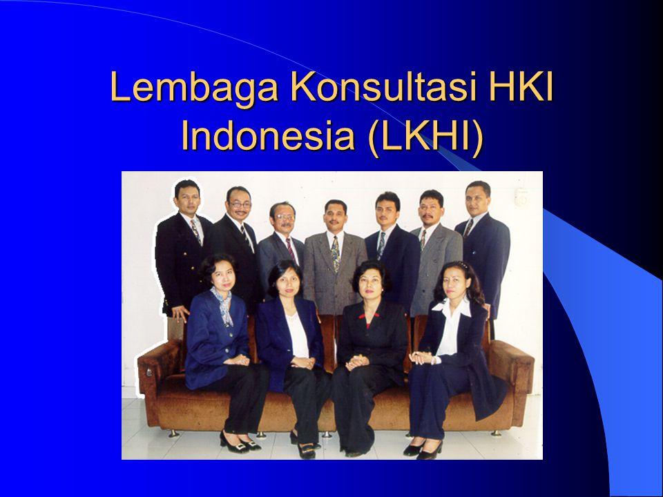 Lembaga Konsultasi HKI Indonesia (LKHI)