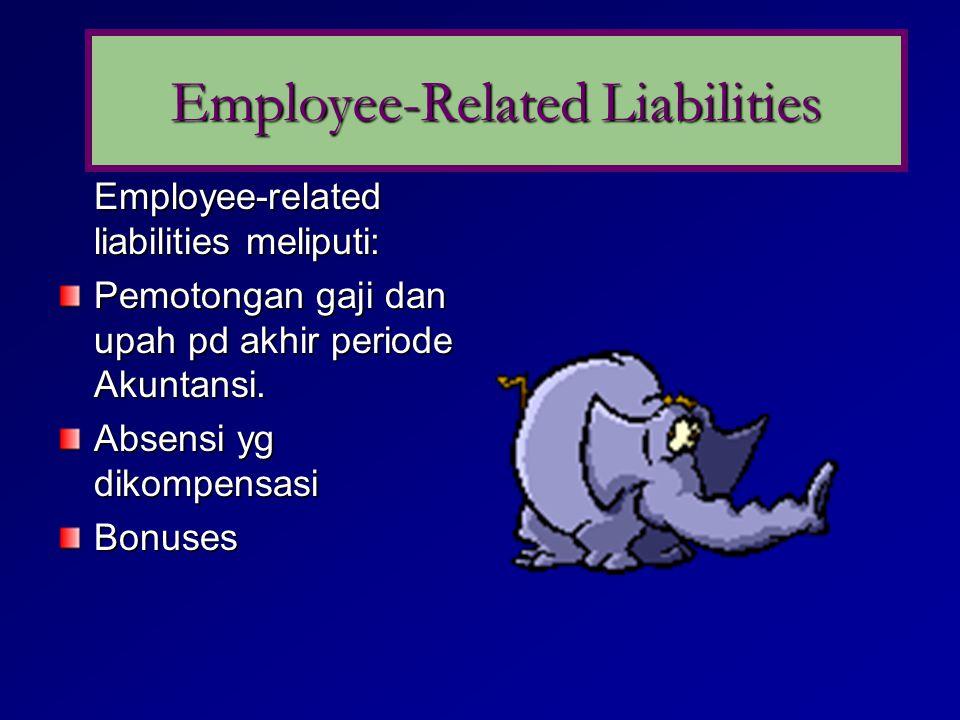 Pemotongan Gaji Pemotongan gaji terdiri dr pjk dan pos rupa2 Co prem asurans,tab krywn,iuran. Employee Pays.