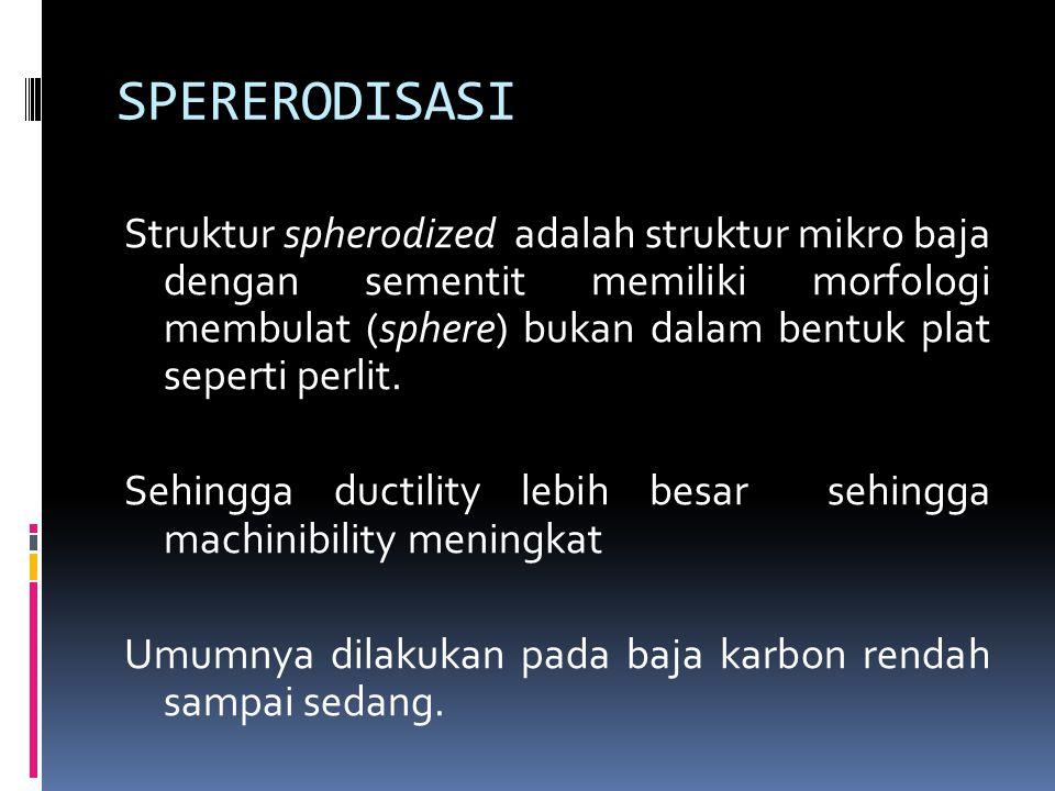 SPERERODISASI