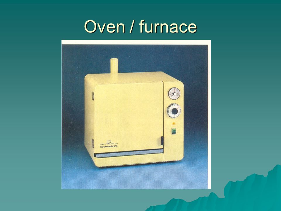 Oven / furnace