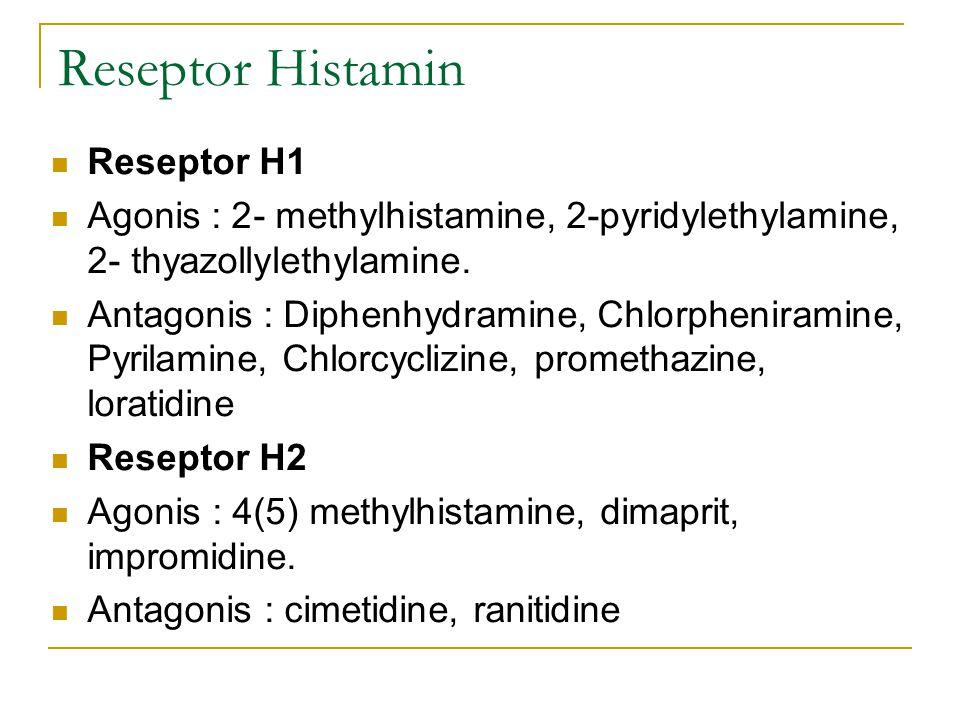 Reseptor Histamin Reseptor H1