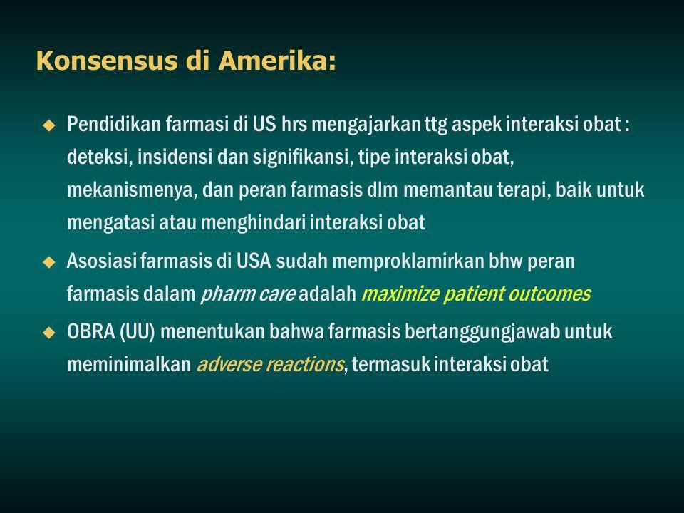 Konsensus di Amerika: