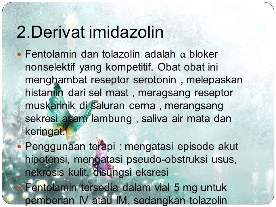 2.Derivat imidazolin