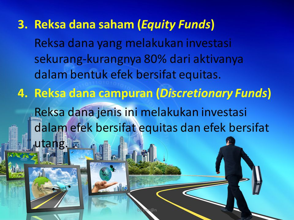 Reksa dana saham (Equity Funds)