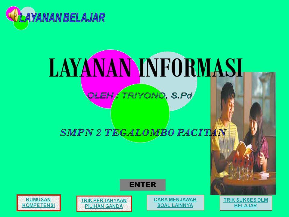 SMPN 2 TEGALOMBO PACITAN