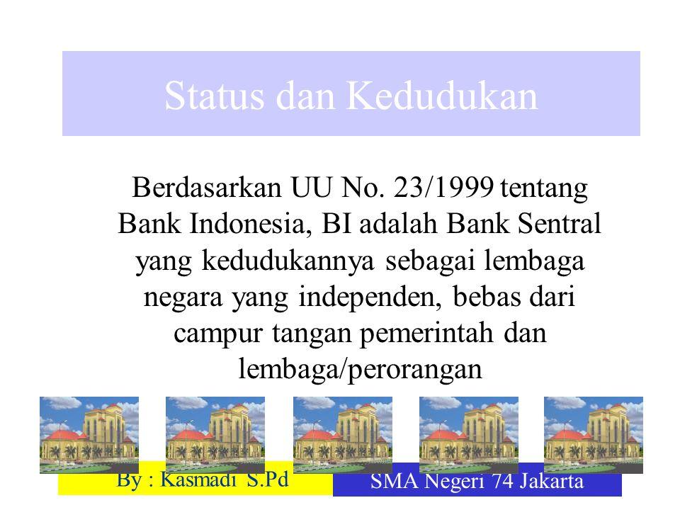 Status dan Kedudukan