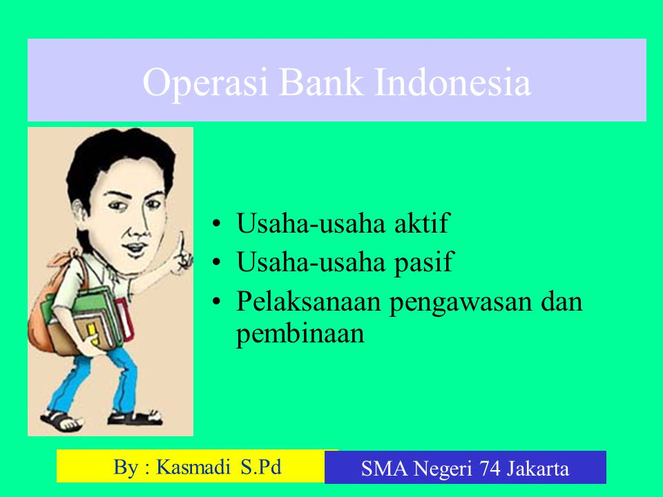 Operasi Bank Indonesia