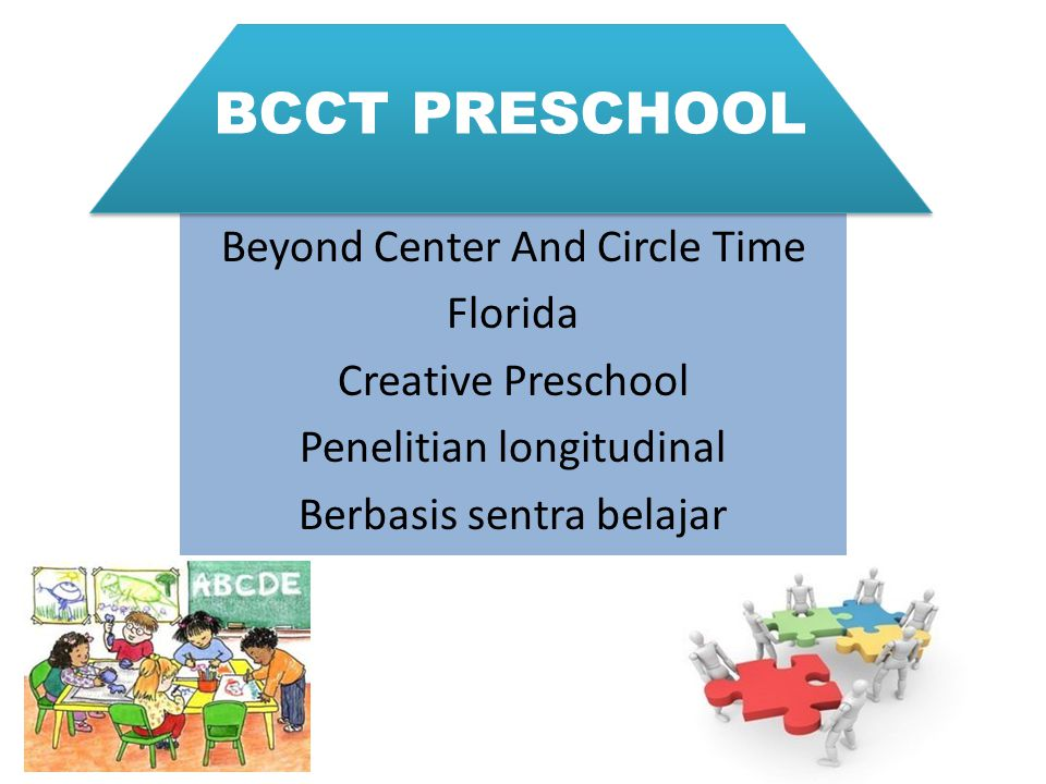 BCCT PRESCHOOL Beyond Center And Circle Time Florida