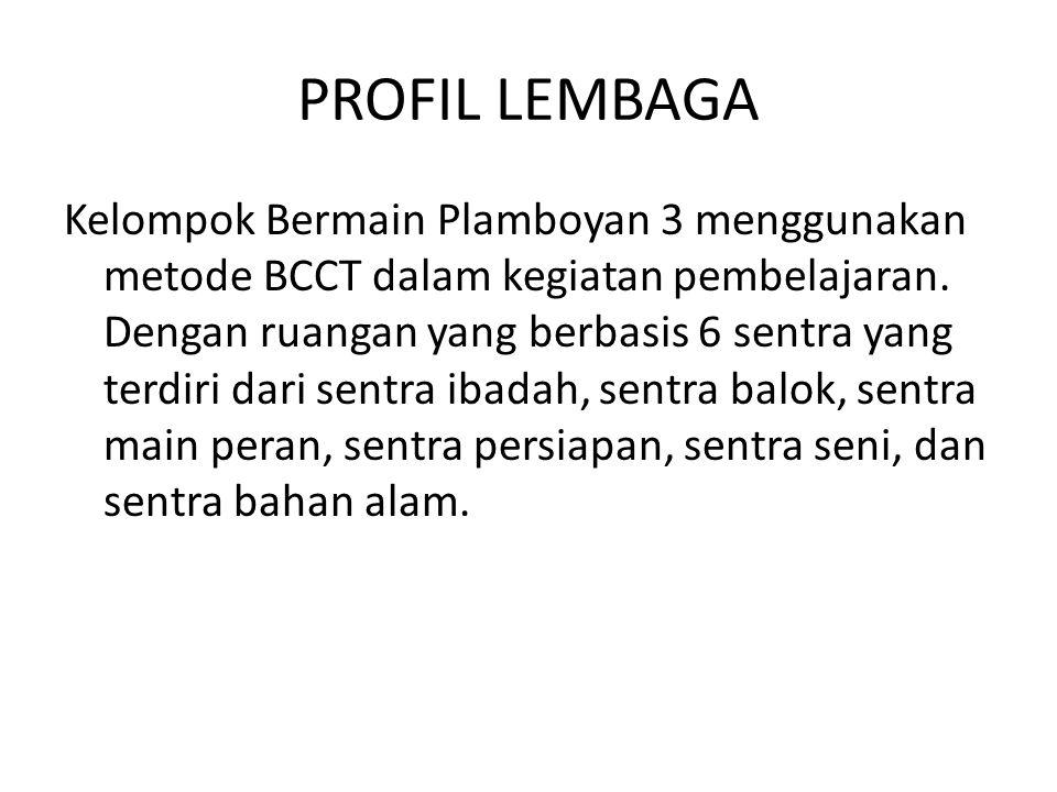 PROFIL LEMBAGA