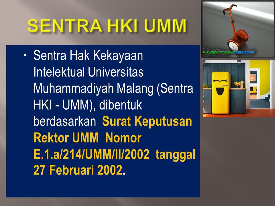 SENTRA HKI UMM