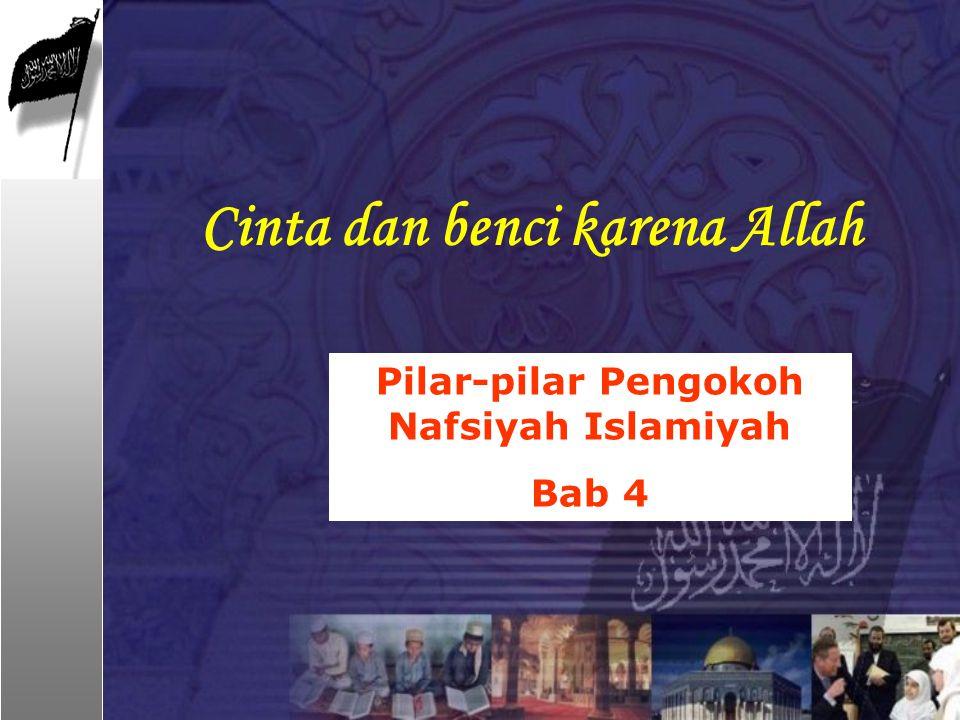 Pilar-pilar Pengokoh Nafsiyah Islamiyah