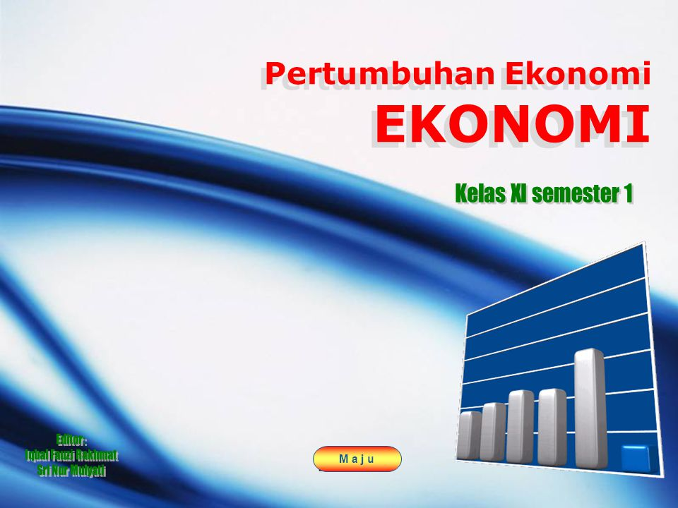 Pertumbuhan Ekonomi EKONOMI