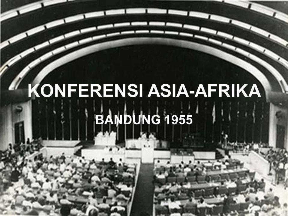 KONFERENSI ASIA-AFRIKA