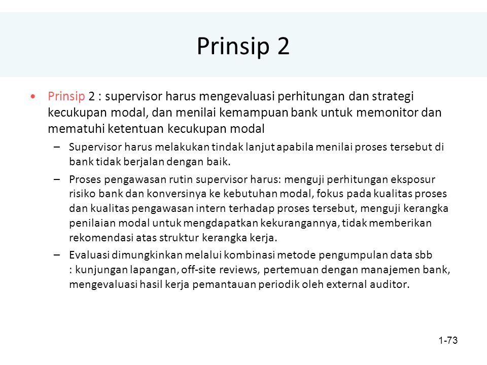 Prinsip 2