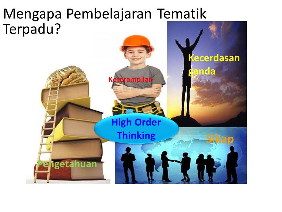 Mengapa Pembelajaran Tematik Terpadu