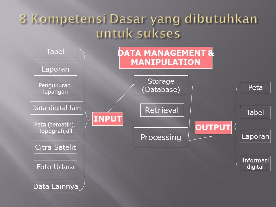 8 Kompetensi Dasar yang dibutuhkan untuk sukses