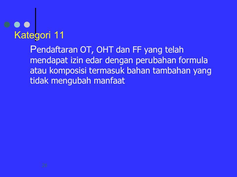 Kategori 11