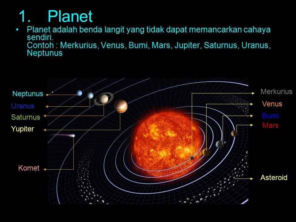 1. Planet