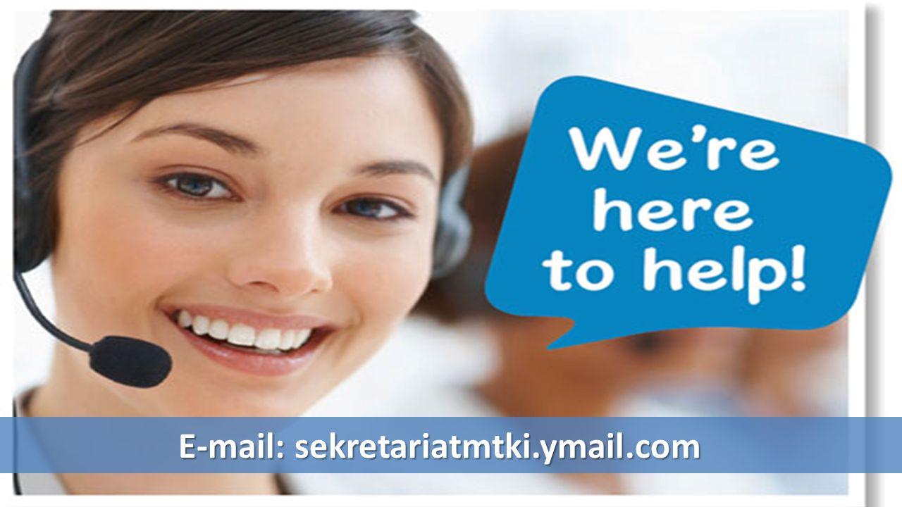 E-mail: sekretariatmtki.ymail.com
