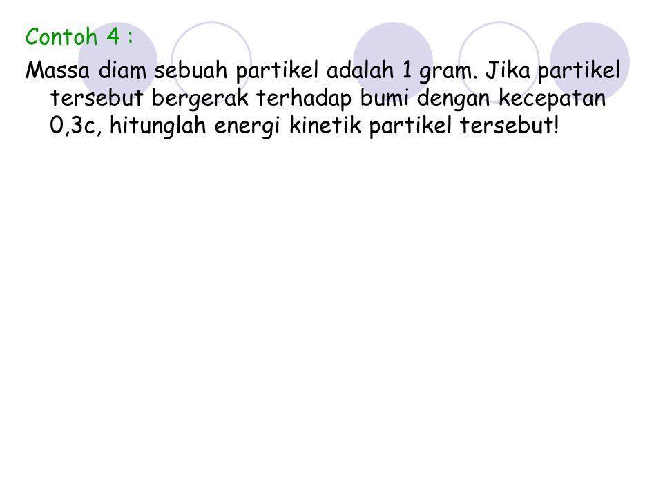 Contoh 4 :