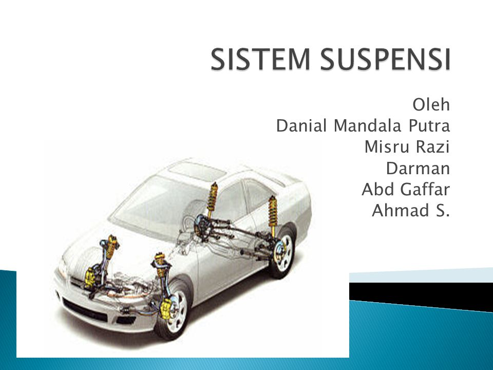 Oleh Danial Mandala Putra Misru Razi Darman Abd Gaffar Ahmad S.