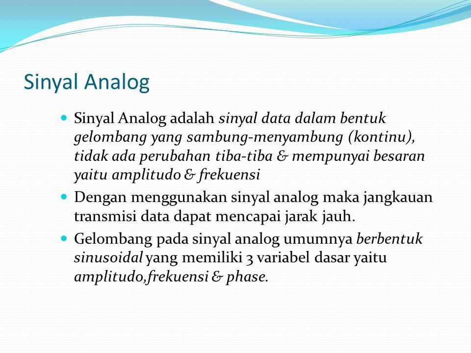 Sinyal Analog