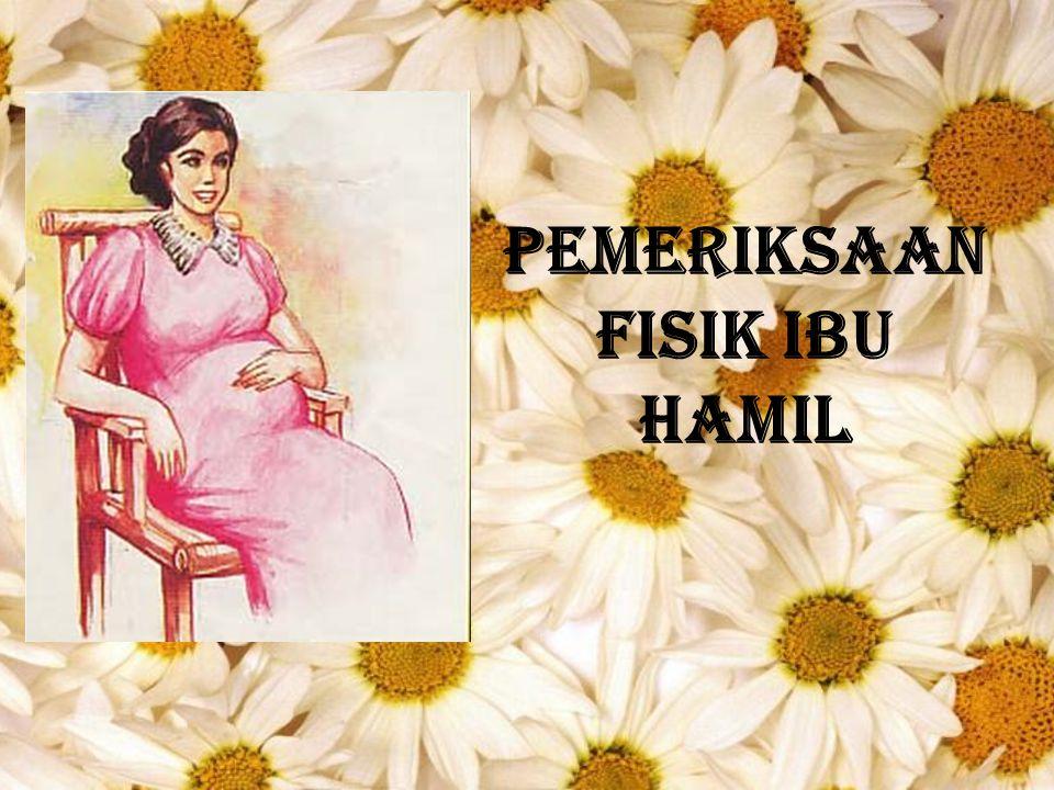 PEMERIKSAAN FISIK IBU HAMIL