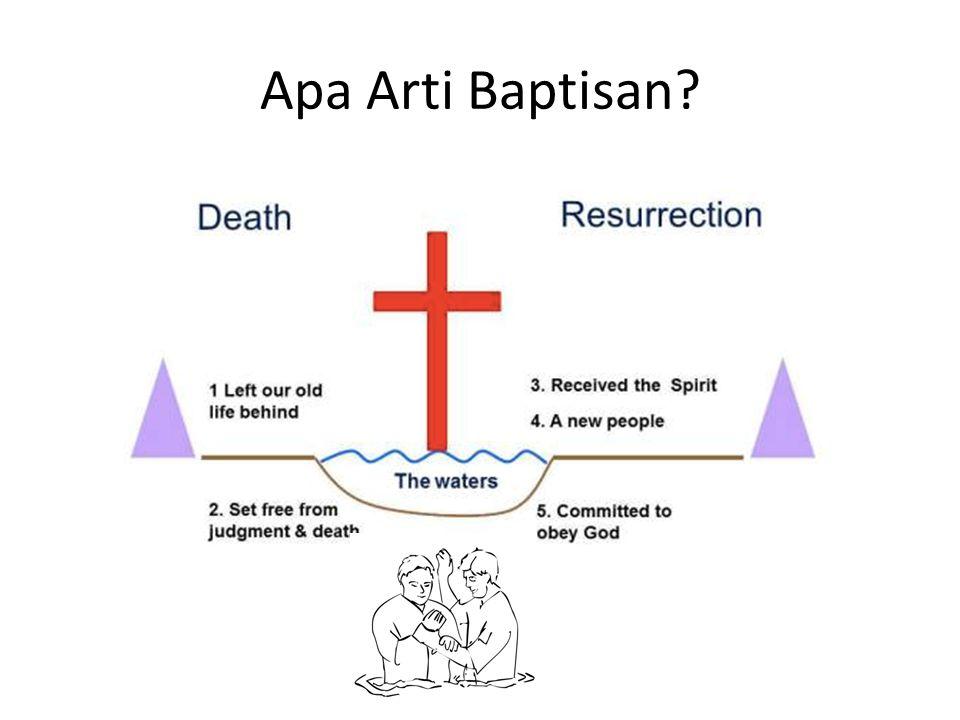 Apa Arti Baptisan