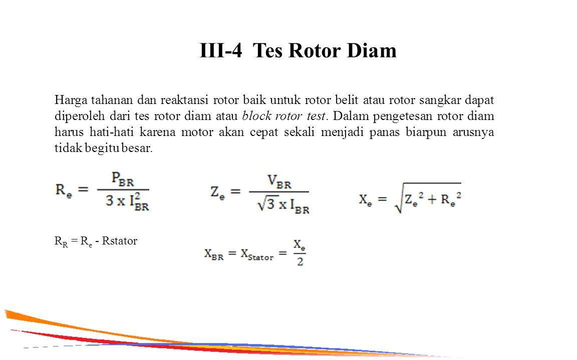 III-4 Tes Rotor Diam