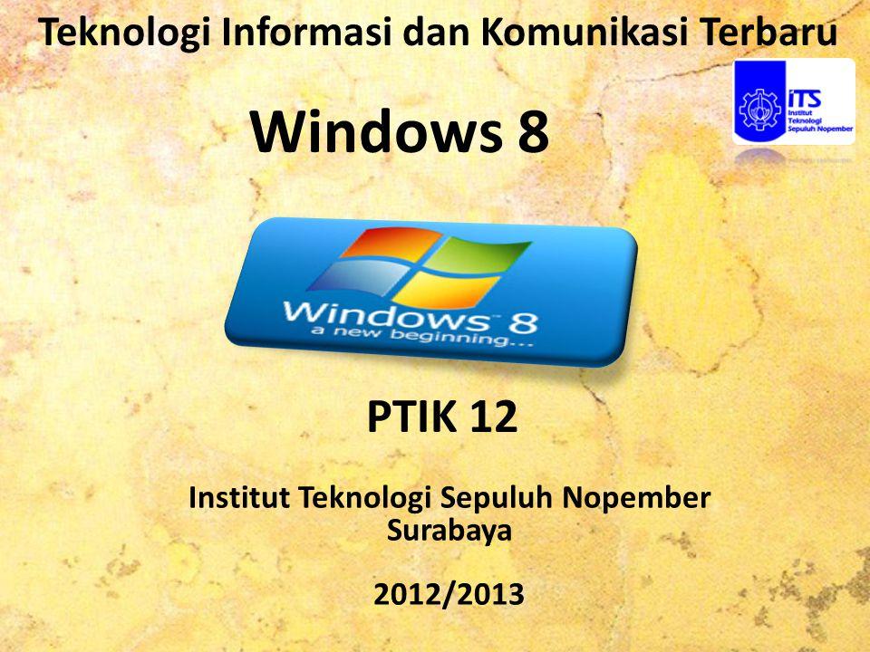 Institut Teknologi Sepuluh Nopember Surabaya
