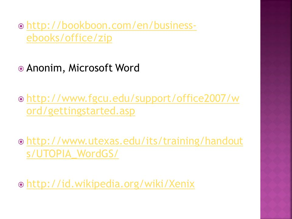 http://bookboon.com/en/business- ebooks/office/zip